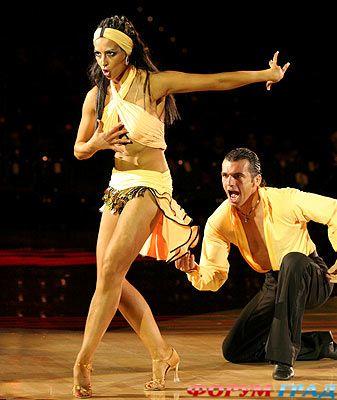 видео уроки в интернете танец ча ча ча