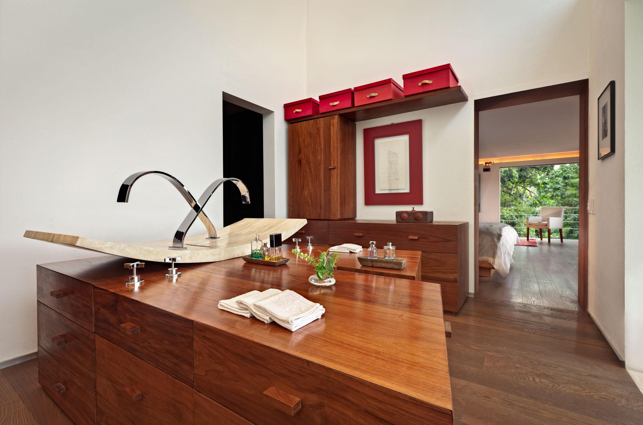 Дизайн интерьера частного дома в Мексике: гостеприимство, уют и немного этники