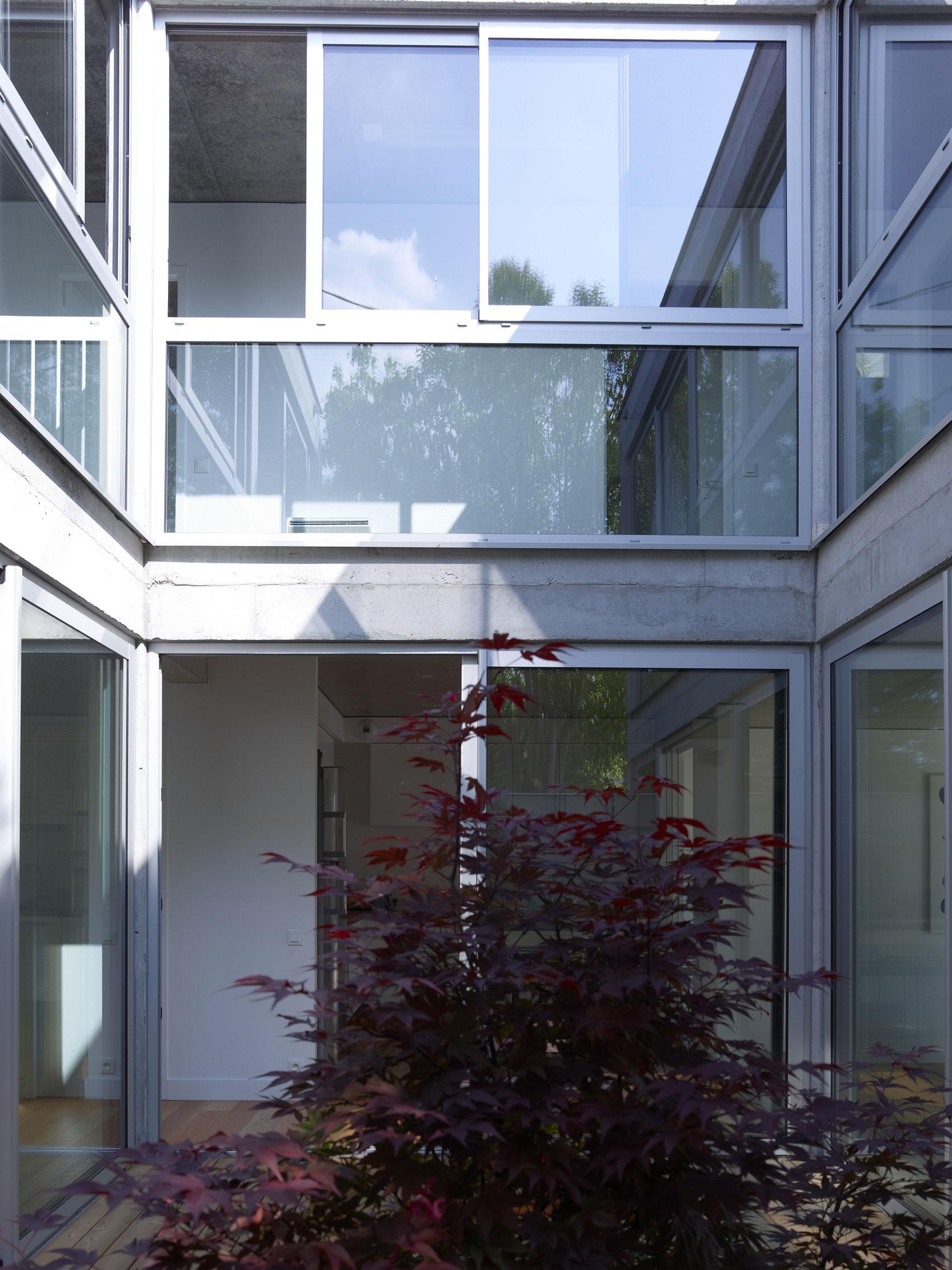 Винтажный интерьер дома в минималистичном варианте