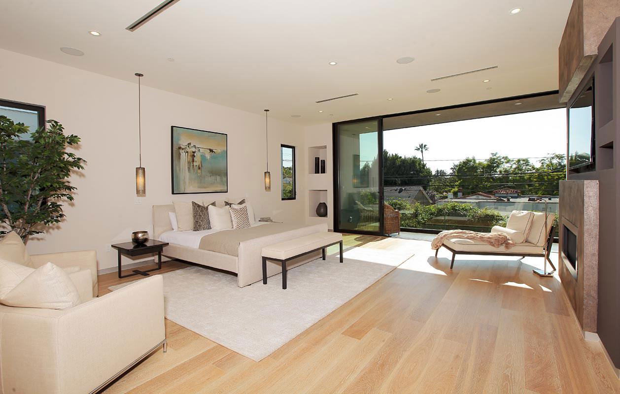 Усадьба в Калифорнии: изящный и простой особняк Laurel