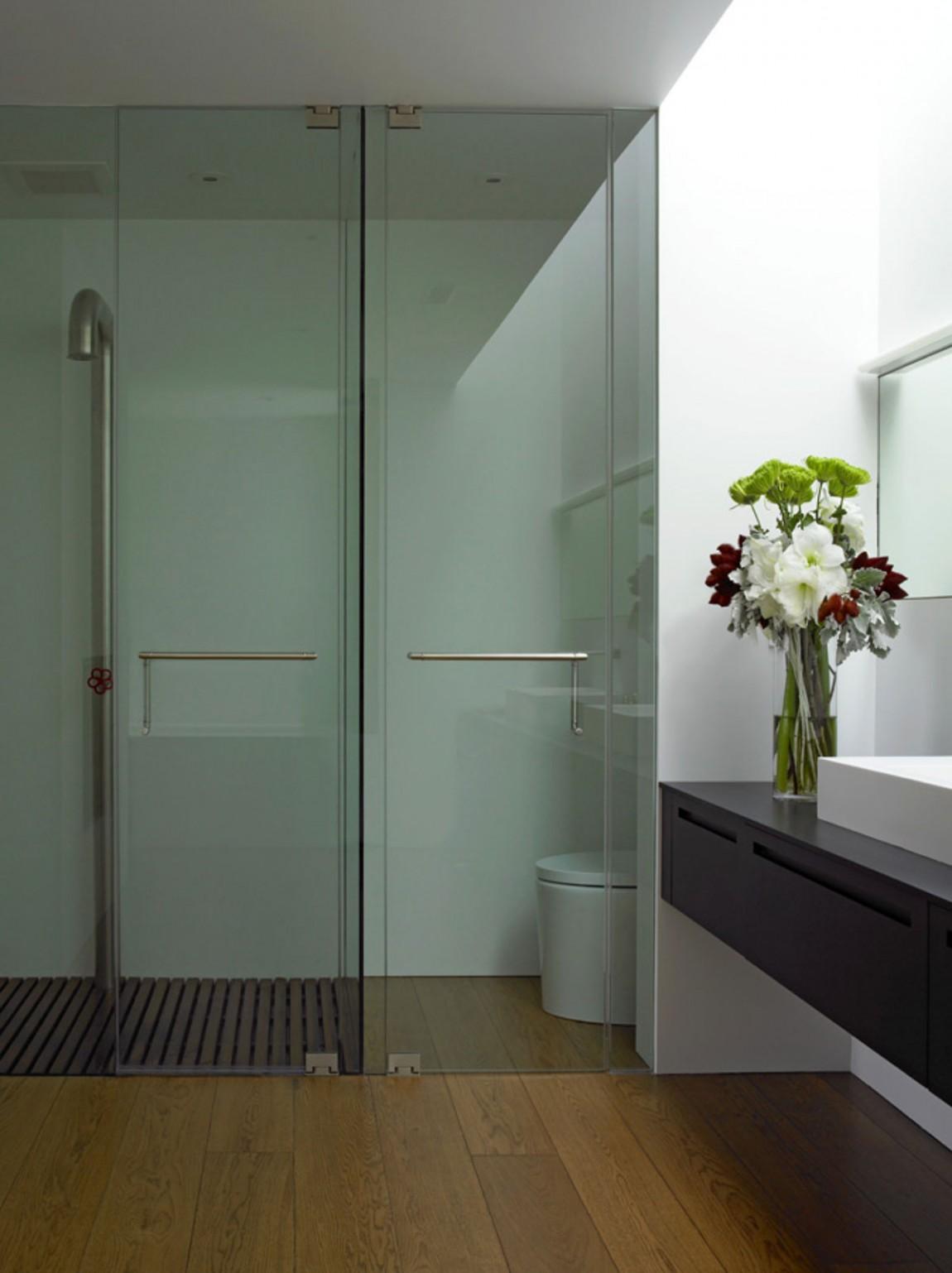 Загородный интерьер: мягкие оттенки и плавные линии в New York Residence
