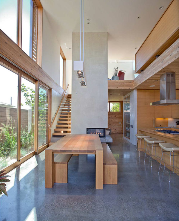 Дома из канадского кедра: классический особняк от PATH Architecture в Орегоне