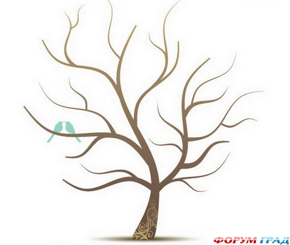 Как сделать родословное древо своими руками