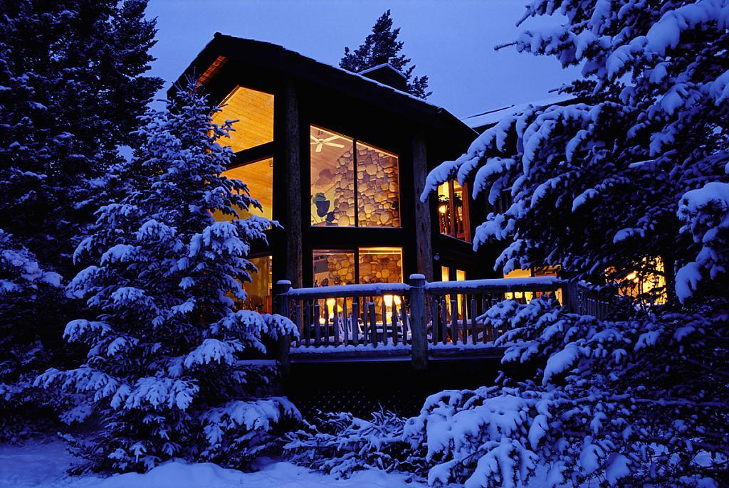 Дом на зиму