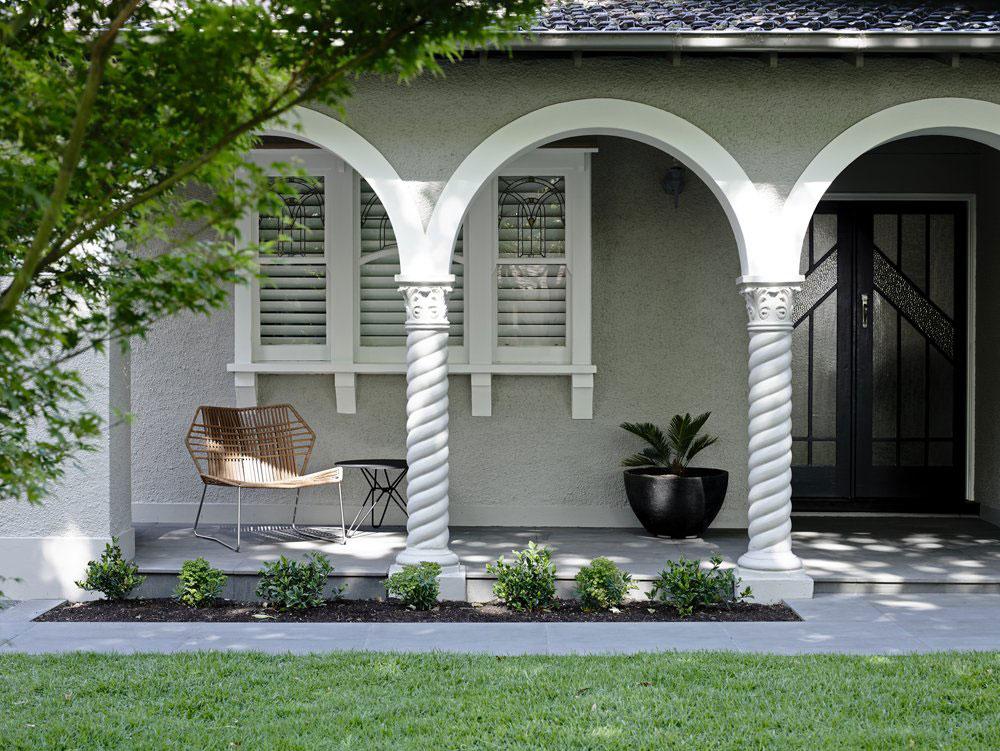 Проект дома для большой семьи: классический особняк в Мельбурне