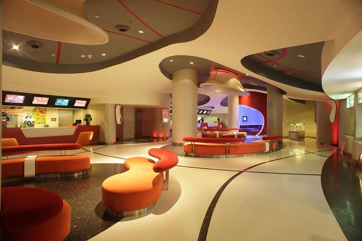 Кинотеатр BIG Cinema, Мумбай, Индия