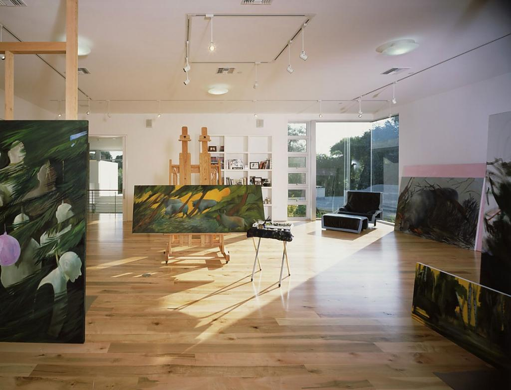 Красивые дома в Беверли Хиллз: особняк от Steven Ehrlich