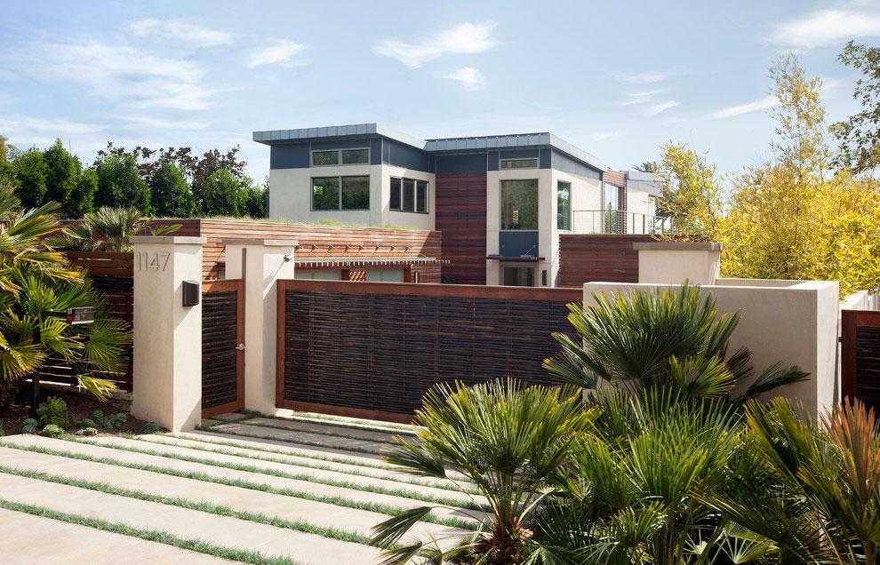 Проект особняка в Калифорнии: роскошный, уютный и экологичный