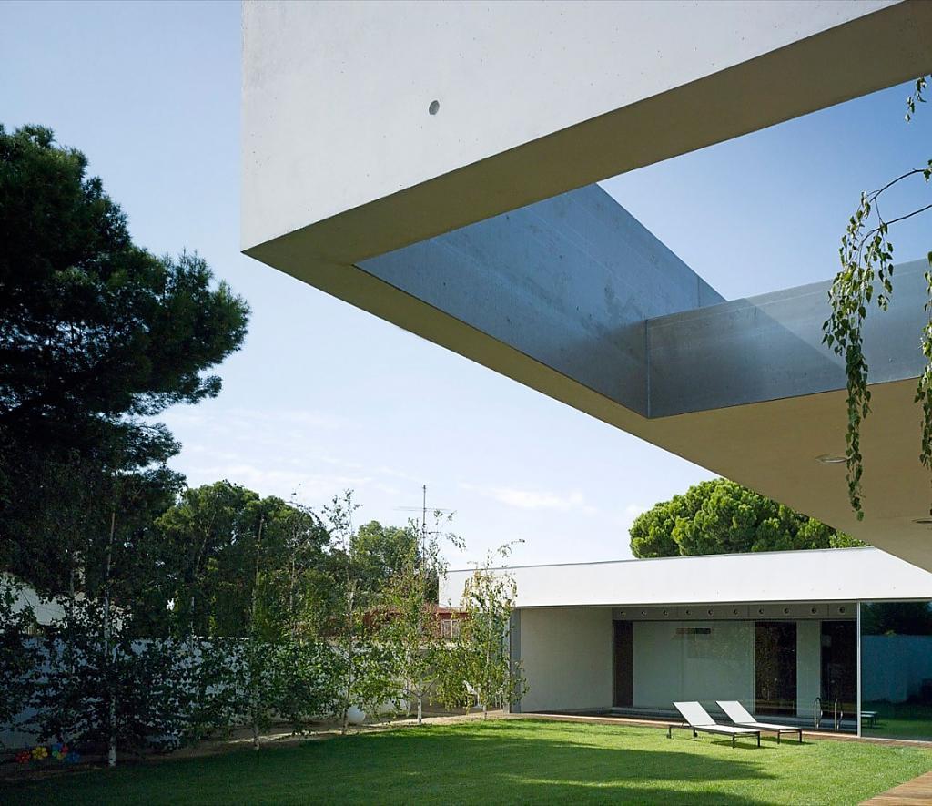 Проект большого одноэтажного дома El Caserón от G