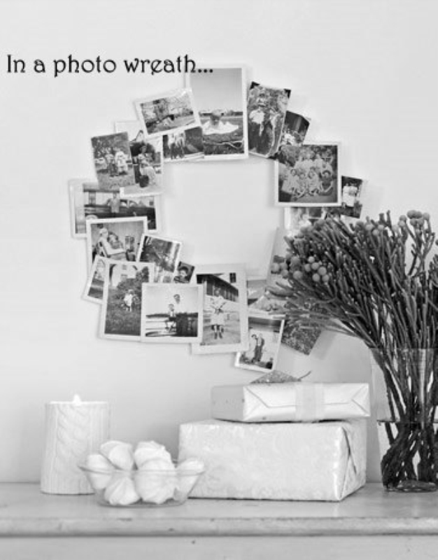 Family photos on your walls 19
