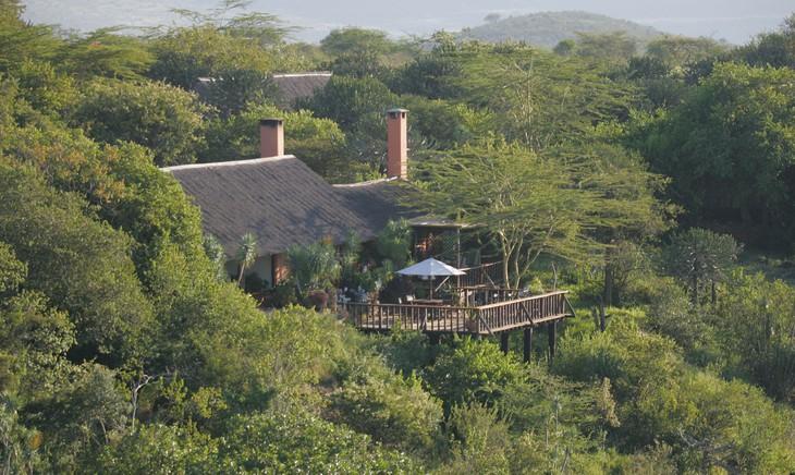 Окрестности отеля Loisaba