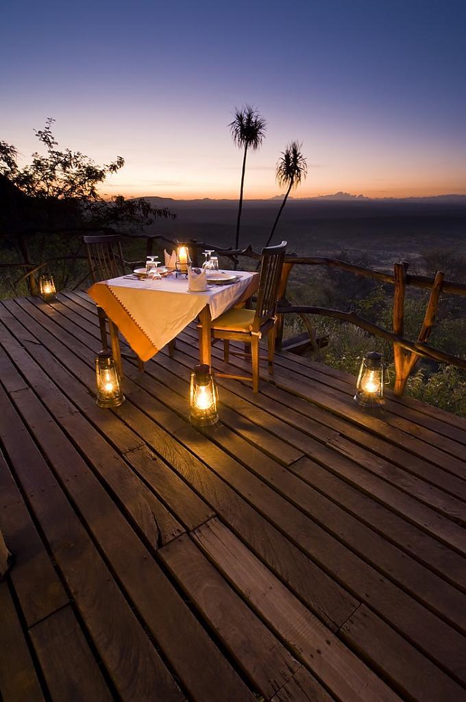 Романтическая атмосфера в отеле Loisaba