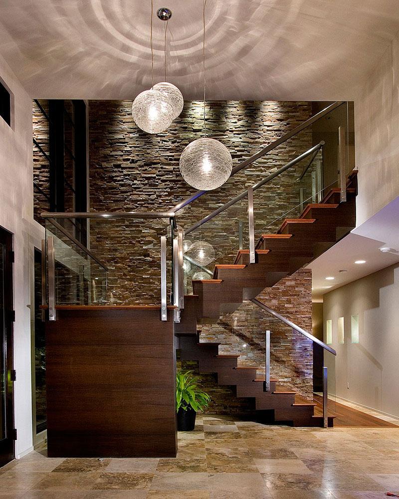 Дизайн интерьера из камней