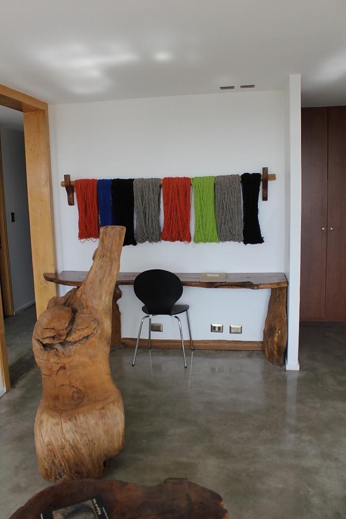 В номере отеля Patagonia