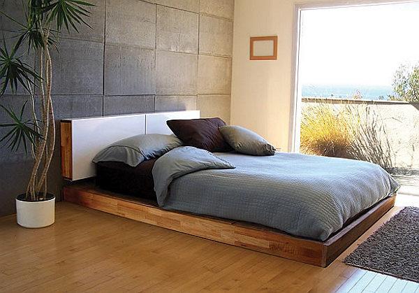 Кровати в спальню своими руками фото