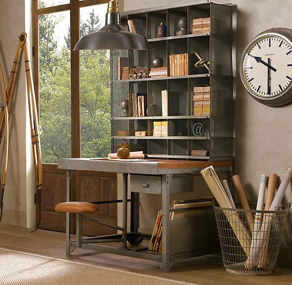 Unique style home offices designs ideas