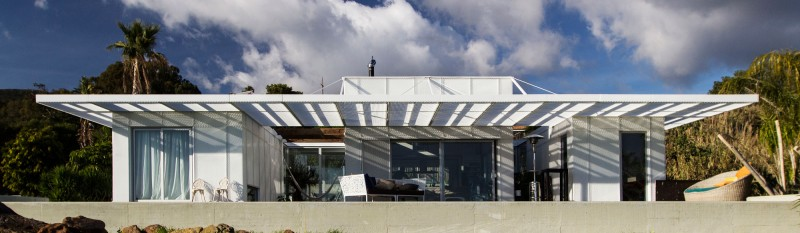Дома в стиле модерн: андалузский особняк с ажурным декором