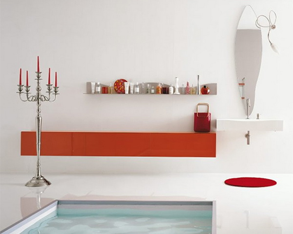 Timeless bathroom design