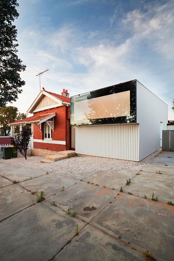 Проекты пристроек к дому: гармоничный контраст в Westbury Crescent
