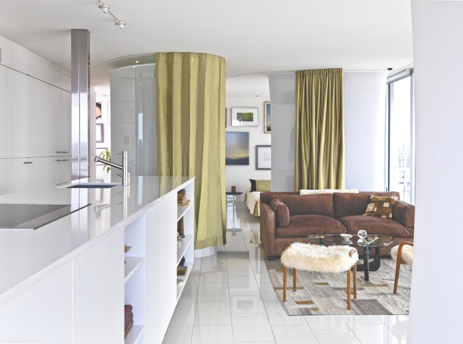 Стильный дизайн интерьера в современном стиле