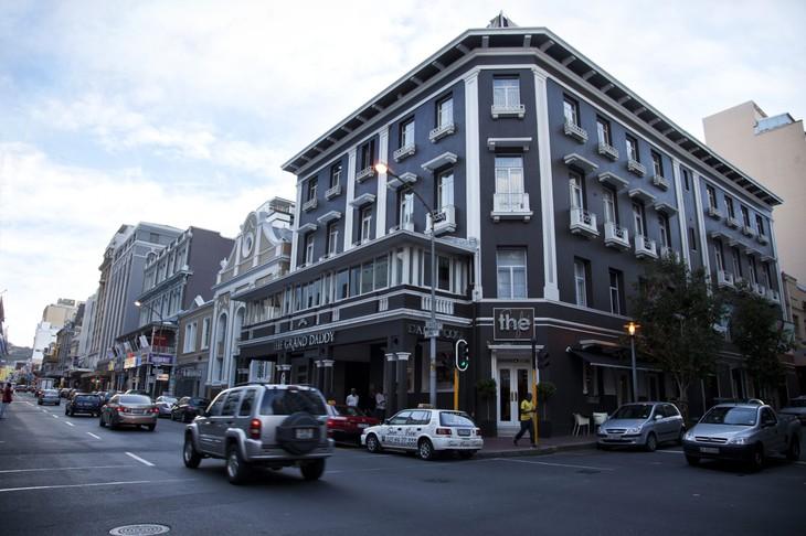 Отель Grand Daddy в Кейптауне