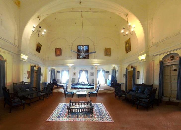 Отель Hill Fort
