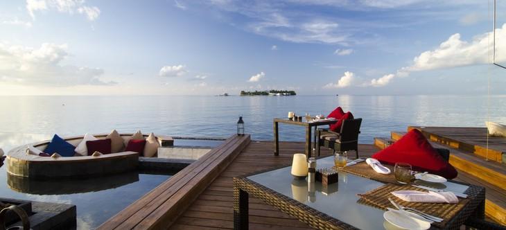 Отель Jumeirah Dhevanafushi