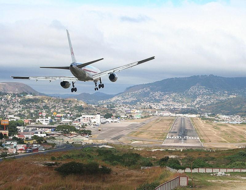 25 самых опасных аэропортов Мира