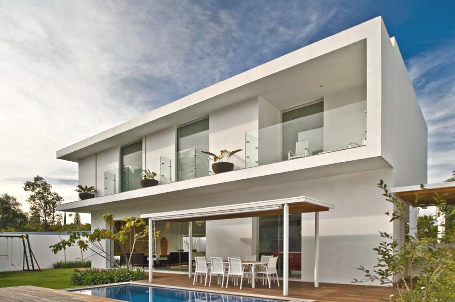 Дизайн современных загородных домов