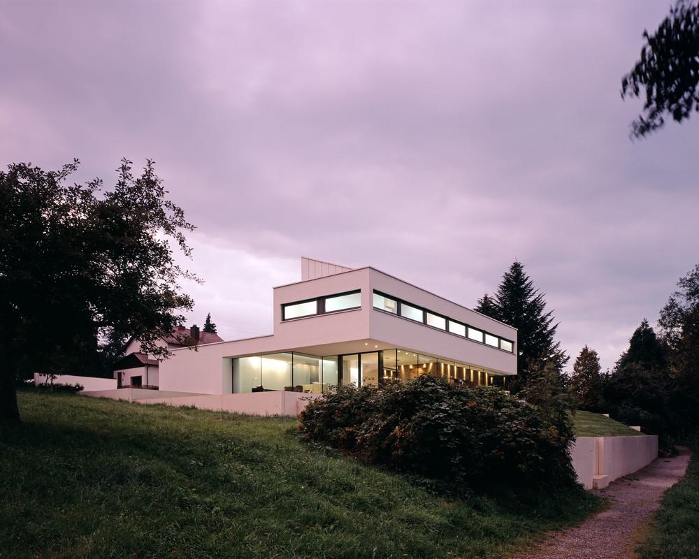 Особняк по проекту Philipp Architekten