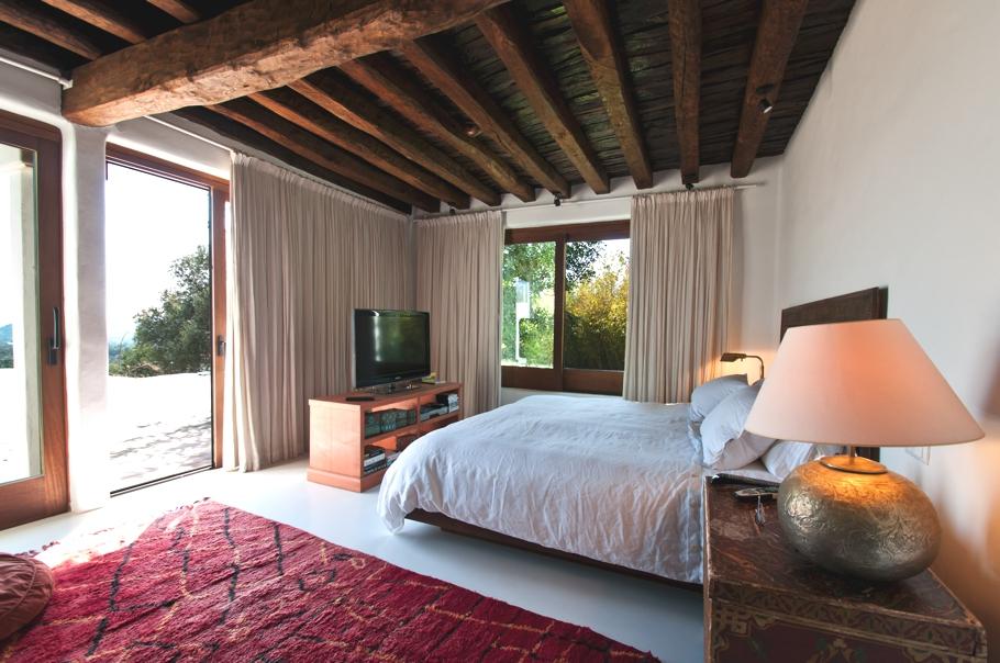 Интерьер испанского дома на Ибице от Blakstad Design Consultants