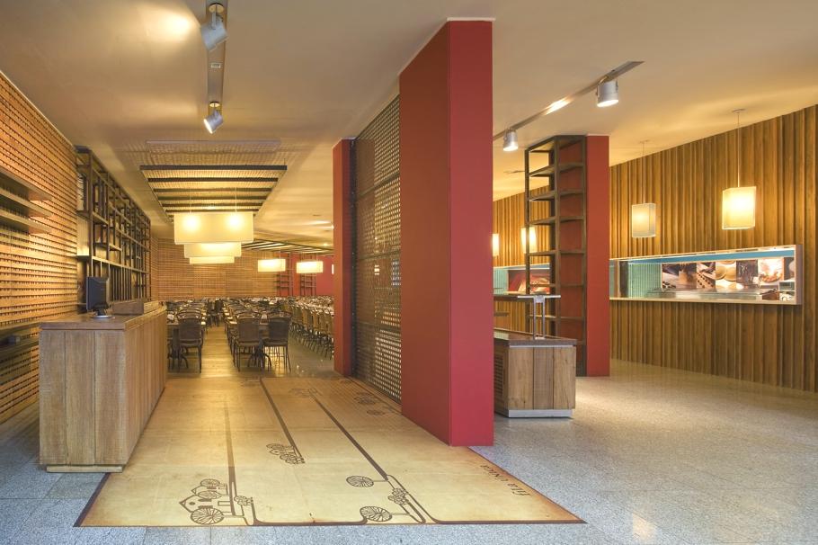 Элегантный ресторан Villa Giannina в Бразилии
