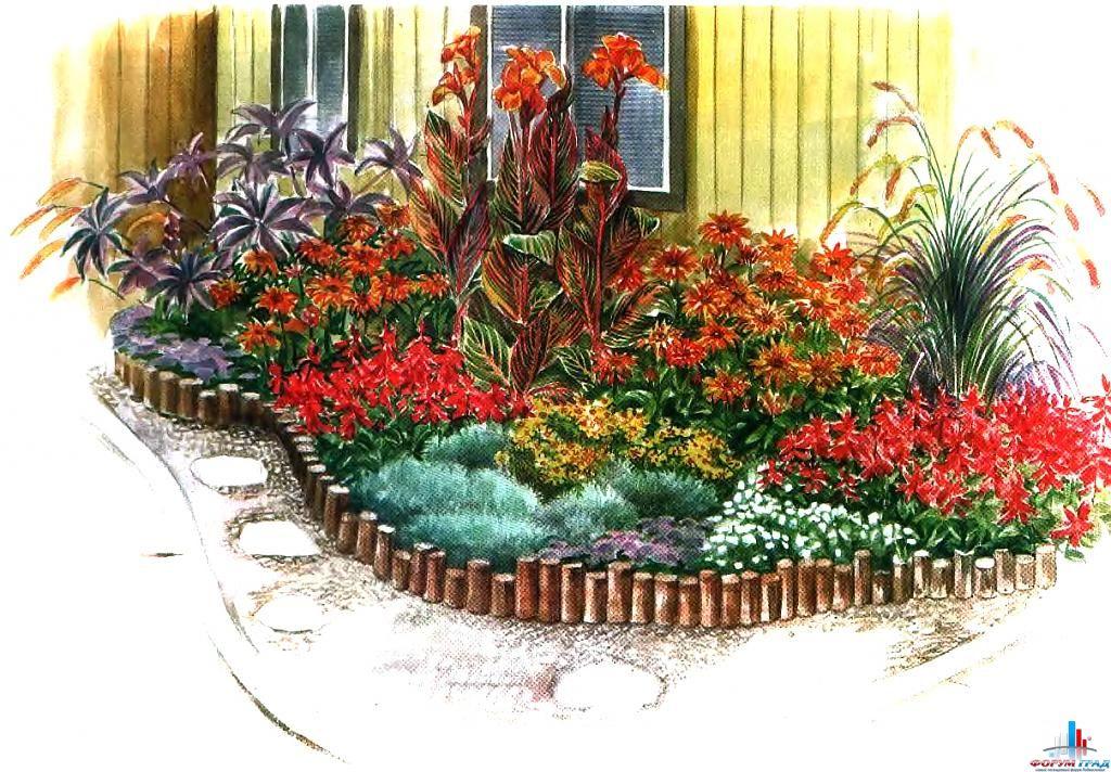 Декоративные цветы из бумаги своими руками
