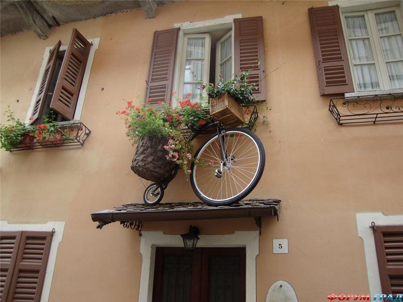 Французский балкон на даче фото.