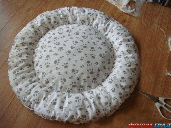 это подушка для кошек своими руками фото пошагово входит стоимость
