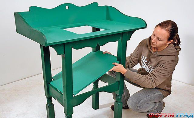 Столик для рассады