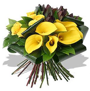 Букеты из цветов для мужчин
