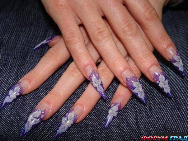 Почему нарощенные ногти так популярны.