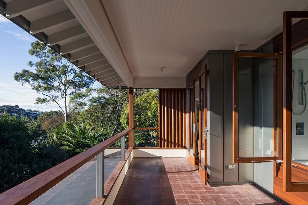 Дома Австралии: надёжная лёгкость Northbridge House II