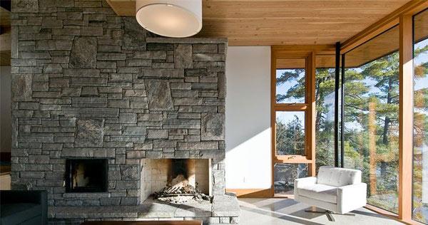 Дизайн угловых домов