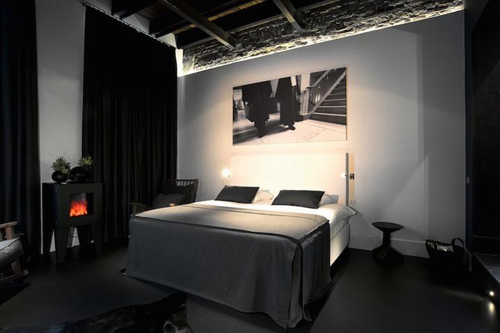 Отель Het Arresthuis Hotel, преобразованный из тюремного здания, Roermond, Netherlands