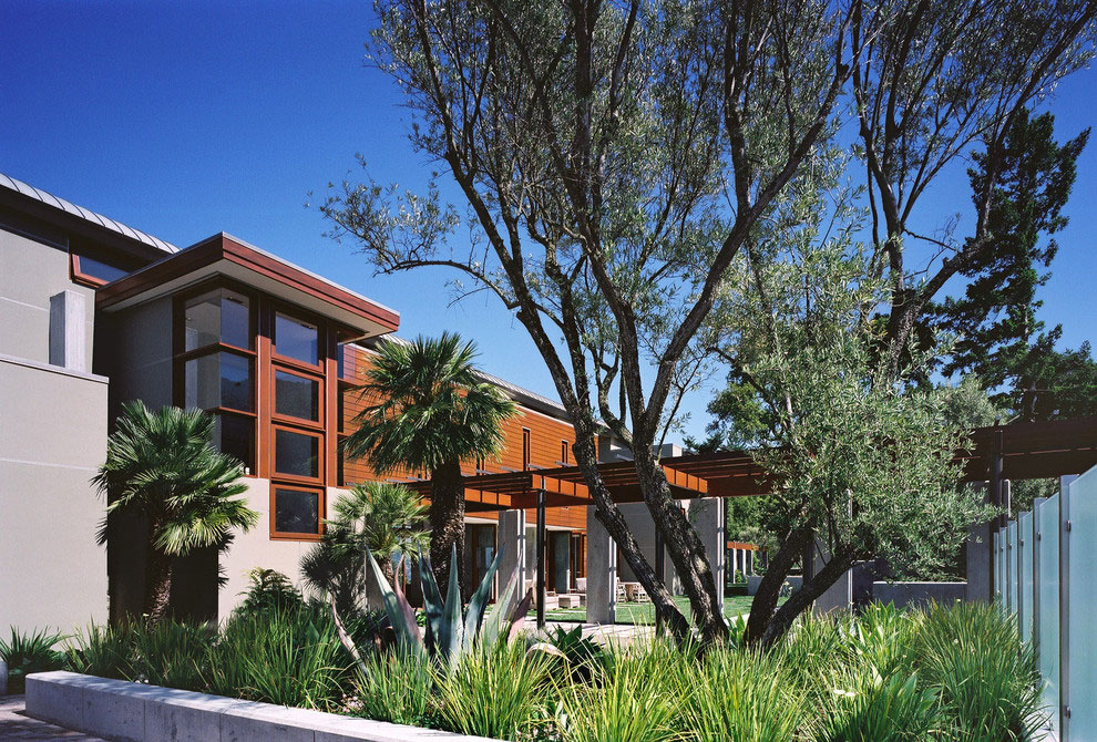 Интерьер дома в американском стиле: гармоничное разнообразие в Monte Serino