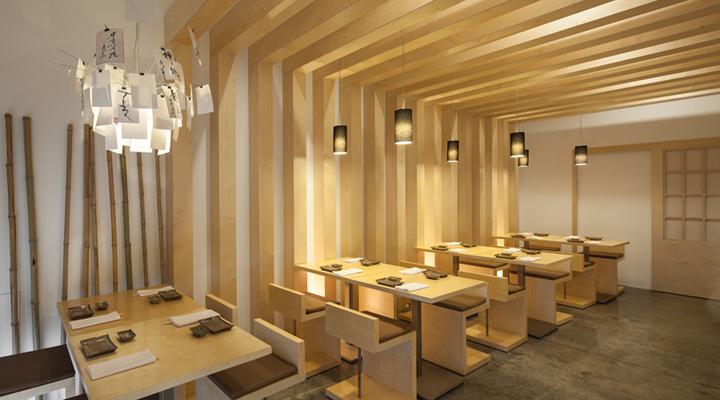 Японский ресторан Sushi Pearl в португальском городе Феру