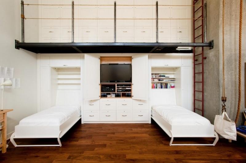 Шкафы-кровати - изготовление и сборка