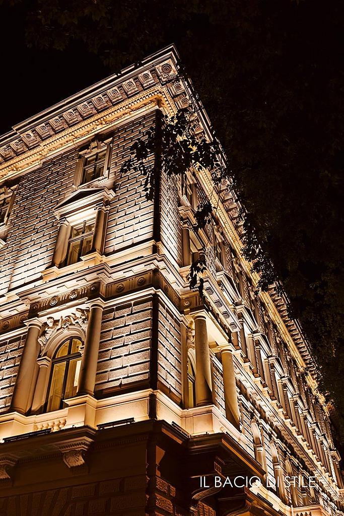 Роскошный универмаг il Bacio di Stile в Будапеште