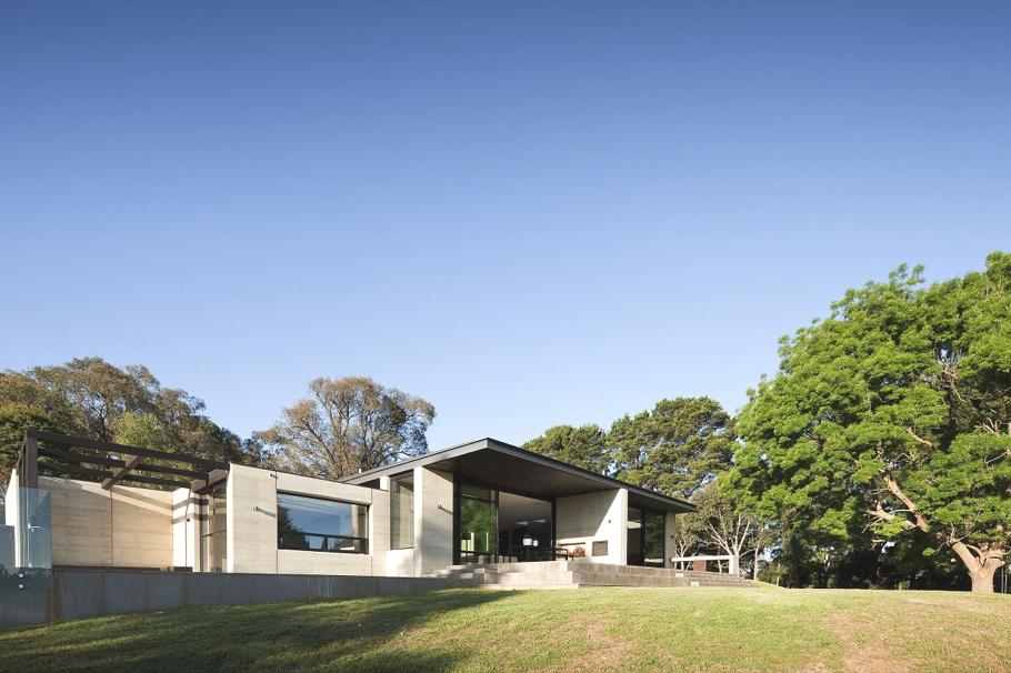 Дизайн интерьера одноэтажного дома для молодой семьи в Австралии