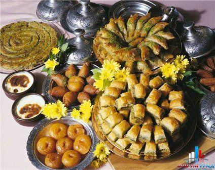 рецепты восточная выпечка с фото