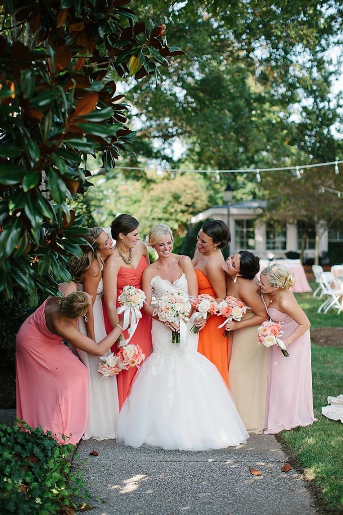Фото подружек на свадьбе
