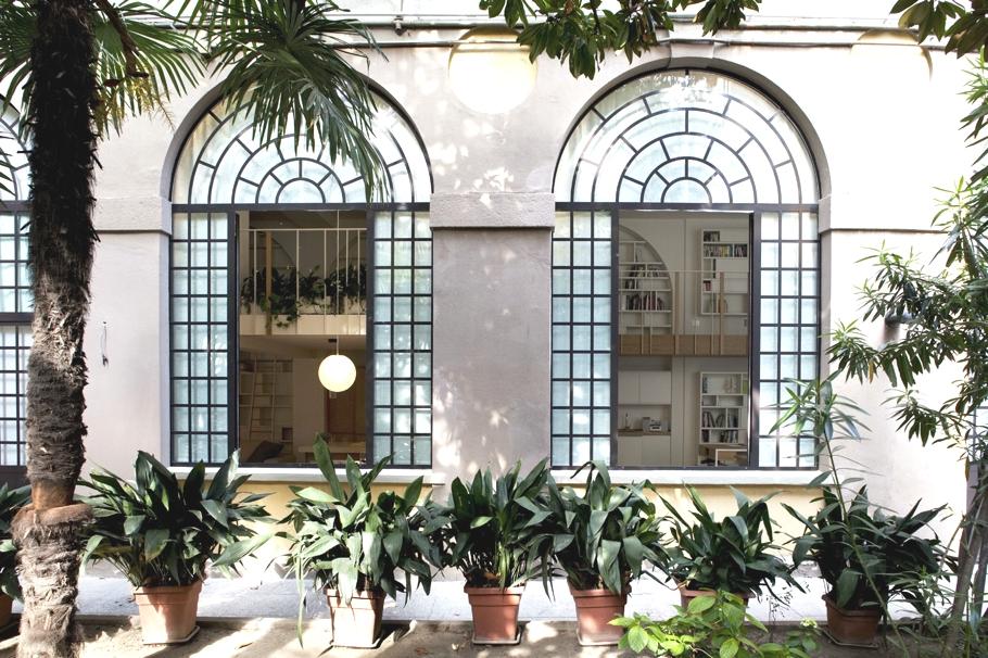 Лучшие интерьеры домов: итальянский дизайн с японскими мотивами