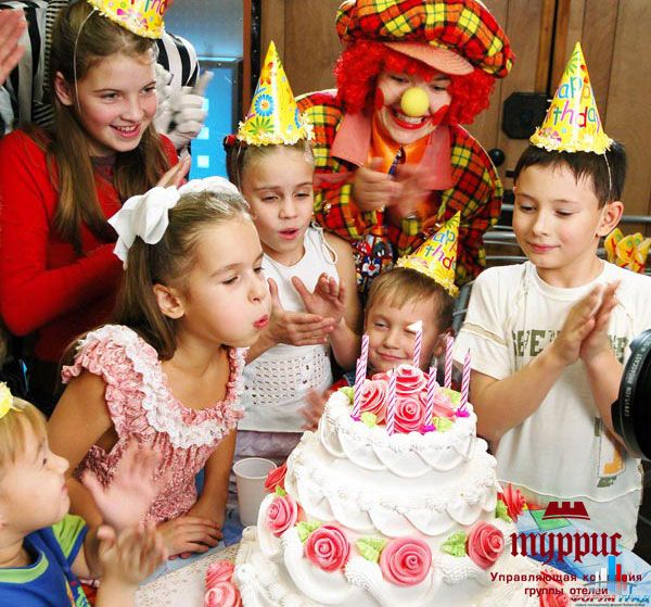 """Детский праздник Ресторан  """"Prego """" приглашает юных гостей на детский праздник."""